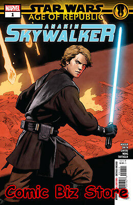 Star Wars Aor Anakin Skywalker #1 (2019) 1St Printing Rivera Main Cover Marvel