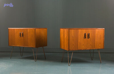 G Plan Mid Century Retro Teak Sideboard TV Record Drinks Cabinet  1970