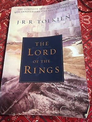 The Lord of the Rings: 50th Anniversary, One Vol. Edition J.R.R TOLKIEN.