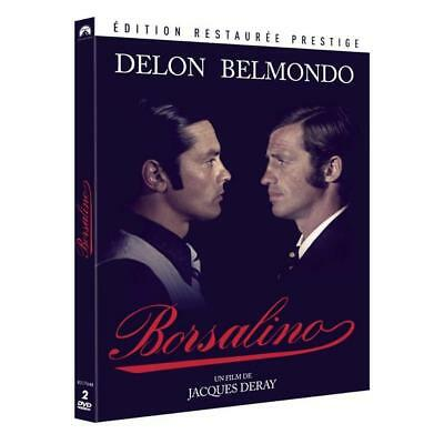 DVD Borsalino [Édition Prestige - Version Restaurée] - Jean-Paul Belmondo, Alain
