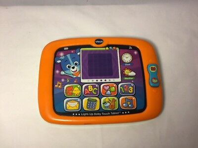 VTech Smart Light Up Baby Touch Tablet Developmental Play Learning Toy Kids