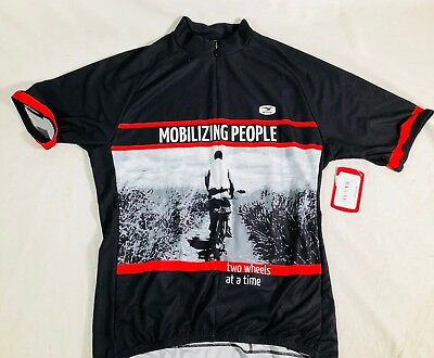 6428110e3 SUGOI MENS EVOLUTION Pro Cycling Jersey Size Medium NWT -  29.99 ...