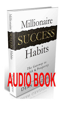 Millionaire Success Habits by Dean Graziosi  AUDIO BOOK+BONUS+FAST DELIVERY