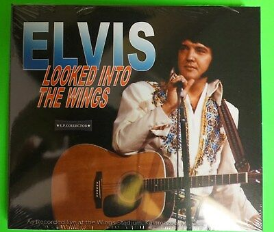 Elvis Presley - LOOKED INTO THE WINGS