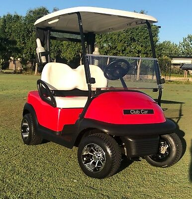 "2016/2017 ""NEW BATTERIES WARRANTY""Club Car Precedent 48 Golf Cart Buggy"