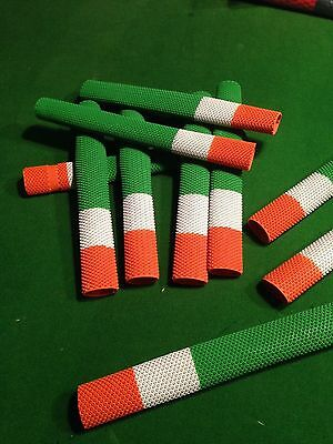 Pack of 1 Tri-colour India cricket bat grips// Indian flag BAT GRIPS
