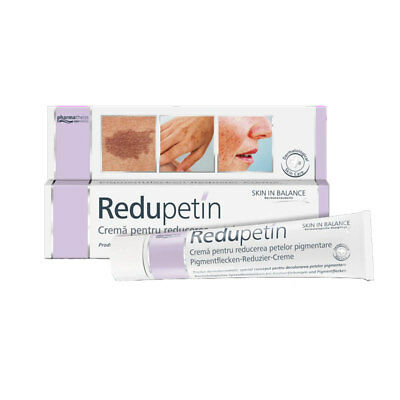 Redupetin Cream Reduce Pigmentation Blemish Couperose Rosacea Very Effective