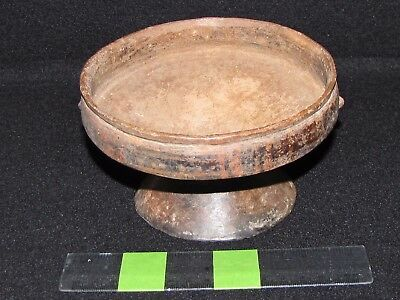Pre Columbian, Pottery, Costa Rican, Choice Offering Bowl, E/ Cla 300  600 A.D.
