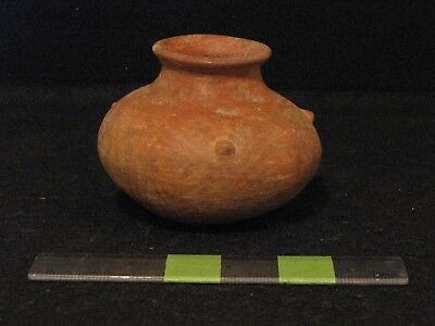 Pre Columbian, Pottery, Costa Rican Vessel, Early/Late Classic 500 900 AD