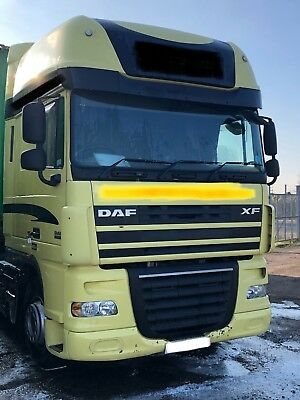 DAF XF 105 Euro 5 Super Space Cab