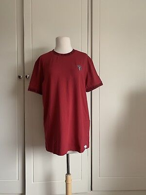 G554 Manchester United Red Devil tee, new with tags, size M
