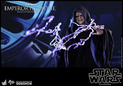 Hot Toys Star Wars Return of the Jedi EMPEROR PALPATINE Figure 1/6 Scale MMS467
