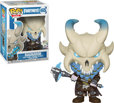 Fortnite S2 - Ragnarok - Funko Pop! Games: (2019, Toy NUEVO)