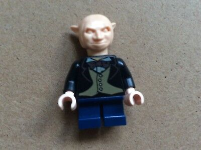 LEGO Harry Potter 4714 Goblin with Black legs Minifigure