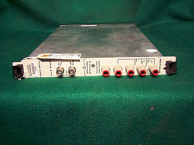 HP / Agilent E1410A - VXI  Multimeter 6.5 Digits, 75000  Series C.
