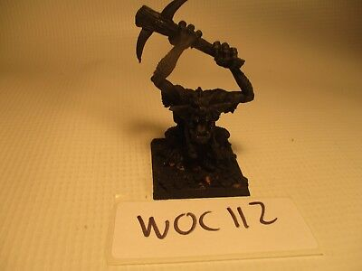 Warhammer Fantasy Age of Sigmar Slaves to Darkness Warriors of Chaos Metal Troll
