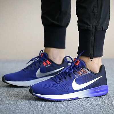 Nike Air Zoom Structure 21 Running Baskets Pour Homme UK 8