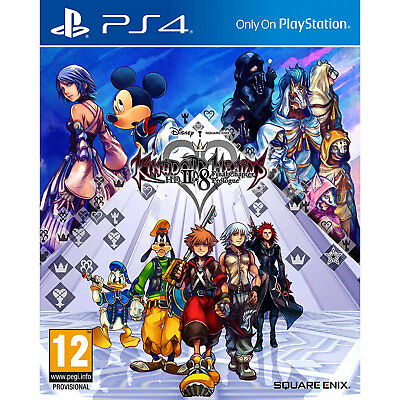 Kingdom Hearts HD 2.8 Final Chapter Prologue (PS4) | Brand New | Fast Free Post!