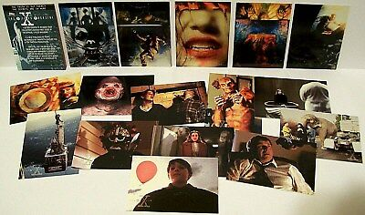 """THE X-FILES"" Season # 2 Topps Trading Card Set (16-pc, 1996, 20th Century Fox)"