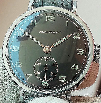 """ANCRE PRIMO  OLD 1940""""S  Mechanical WRIST Watch Swiss Made"""