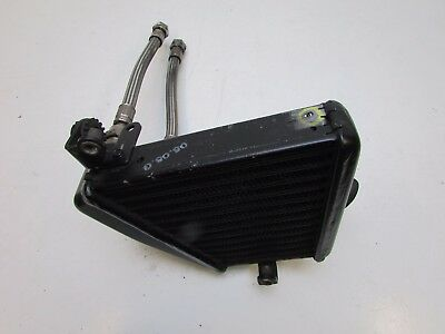 Ducati 749 749S 749R 999 999R 999S Biposto 2003 - 2006 Oil Cooler and Pipes #04