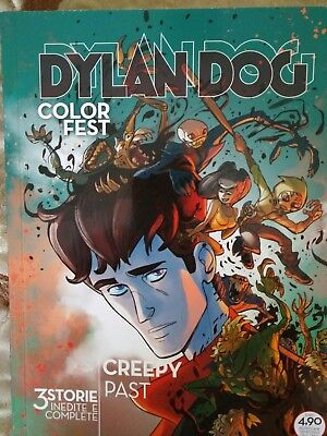 Fumetto - Bonelli - Dylan Dog Color Fest 26 - Nuovo !!!