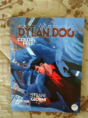 Fumetto - Bonelli - Dylan Dog Color Fest 24 - Nuovo !!!