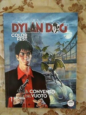Fumetto - Bonelli - Dylan Dog Color Fest 23 - Nuovo !!!