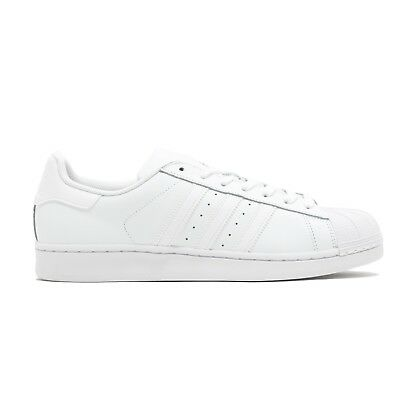 detailed look 3f7fe 496dc Adidas Superstar Total White Bianco B27136 Scarpe Shoes Donna Uomo