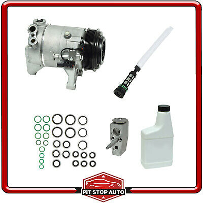 New A//C Compressor and Component Kit KT 3598A Impala Monte Carlo