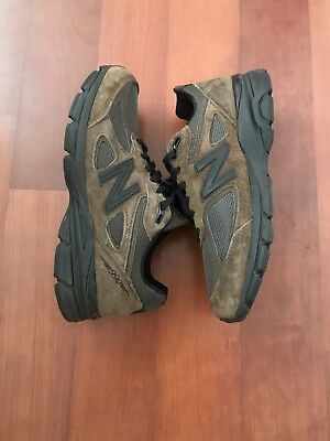 new product a5aee 75b21 NEW BALANCE 990 Trail Running Kith UNDFTD Olive Green Sail 10 Todd Snyder  Rare