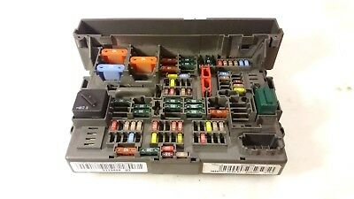 9119444 ORIGINAL BMW E90 E91 E92 Sicherungskasten Fuse Box on