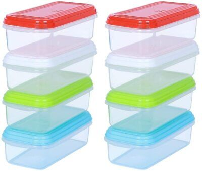 Baby Food Freezing Cubes Pots Containier for Freezer storage and microwave Use