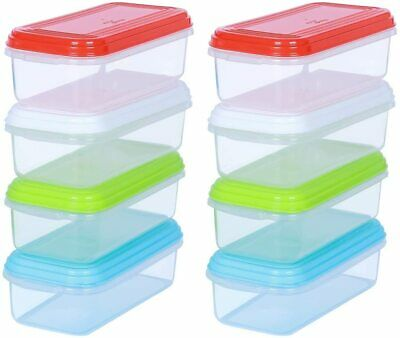 Baby Food Freezing Cubes Pots Contaniers for Freezer storage and microwave Use