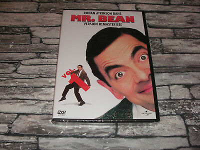 Mr BEAN / VOLUME VOL 1  / Rowan Atkinson / DVD NEUF