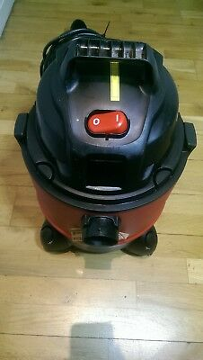 Sealey 20L Wet & Dry Valet Machine / Vacuum Cleaner 0A