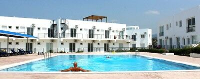 1 Bed Penthouse Apartment,Small Complex,Pool,North Cyprus Near Kyrenia ,May PX