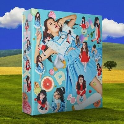 RED VELVET SMTOWN MUSEUM OFFICIAL GOODS ALBUM PHOTOCARD PHOTO CARD Rookie NEW