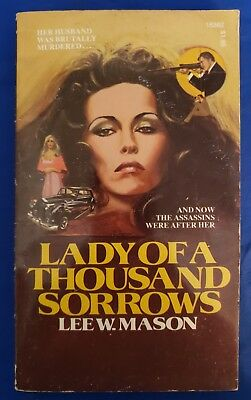 Lady Of A Thousand Sorrows Lee Mason Playboy 16362 1st 1977 Barry Malzberg VG-