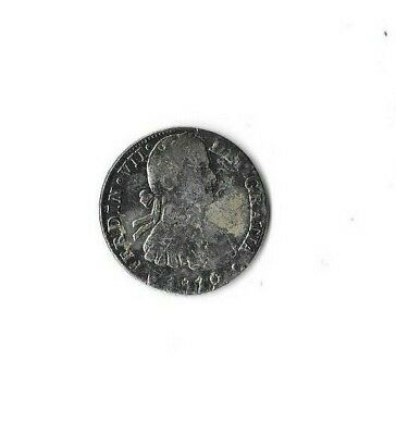 1810  Silver Dollar Circulated In The Old West