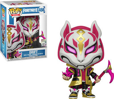 Fortnite S2 - Drift - Funko Pop! Games: (2019, Toy NUEVO)