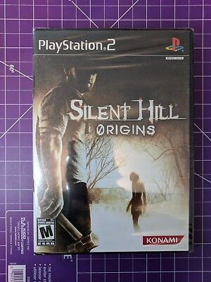 NEW FACTORY SEALED Silent Hill Origins  (Sony PlayStation 2, 2008)