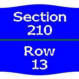 1-8  Chicago Cubs vs. San Diego Padres Tickets  7/20 210