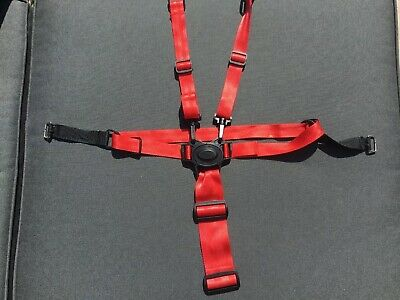 Cosatto Giggle Red Replacement Harness For Seat Unit