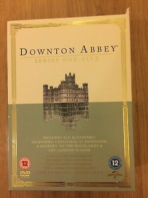 Downton Abbey - Series One-Five - Complete Collection