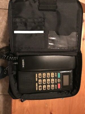 Uniden CP 1700 Cellular Bag Phone