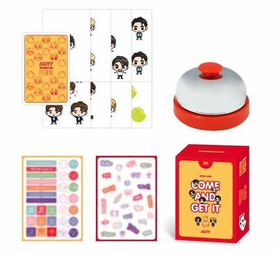 Got7 2018 World Tour Eyes On You Official Goods Speed Game Come And Get It New