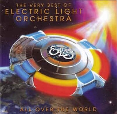 Electric Light Orchestra – All Over The World - The Very Best Of   tt2