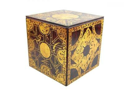 Hellraiser 4-Inch Puzzle Stash Box Storage Tin - Licensed Collectible Horror...