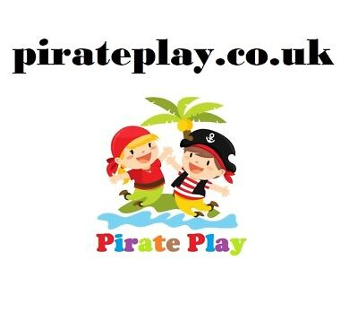 Pirateplay.co.uk Domain Name Including Fb Page